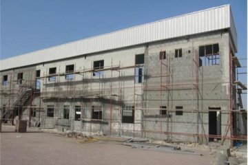 TRUCK SERVICE CENTRE FOR M/s KHIMJI RAMDAS | Excellent Steel Oman