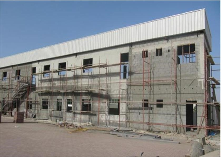 TRUCK SERVICE CENTRE FOR M/s KHIMJI RAMDAS | Excellent Steel Oman