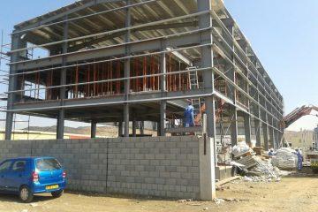 Steel Structure For OCIC | Excellent Steel Oman