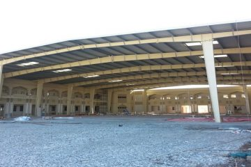 Ministry Of Education School Courtyard | Excellent Steel Oman