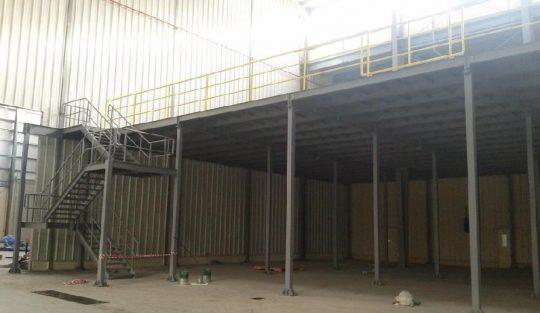 Khimji Ramdas Steel Structure | Excellent Steel Oman