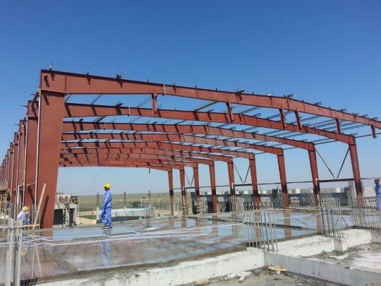 Rafo Gymnasium musanah | Excellent Steel Oman