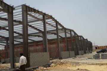 Al khaleli warehouse at Rusayl | Excellent Steel Oman