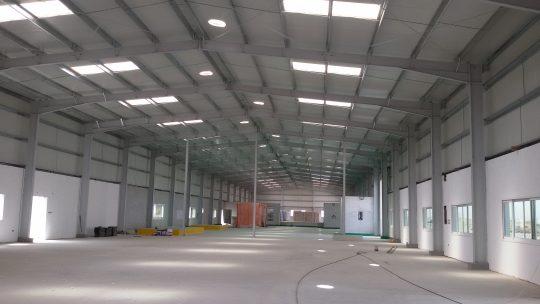 Alkhoud water Filling factory | Excellent Steel Oman