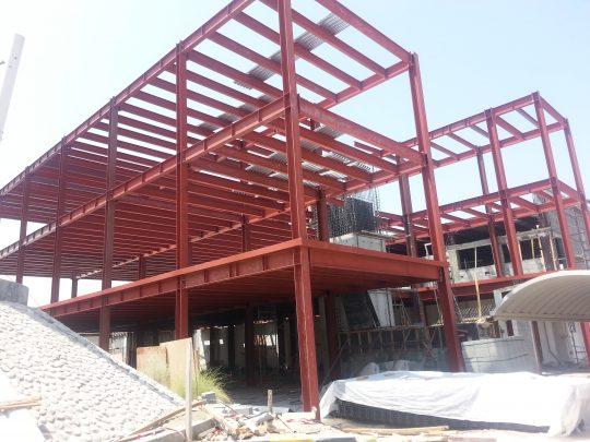 Highr college of technology  | Excellent Steel Oman