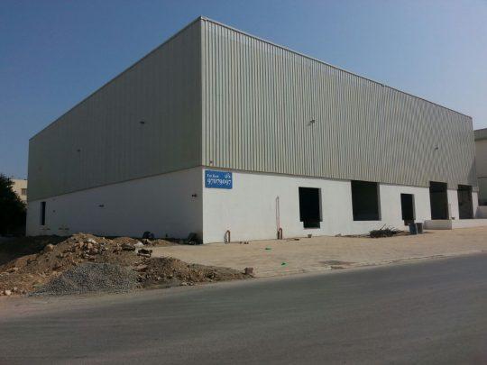 Ali abdul karim shed B at Ghala | Excellent Steel Oman
